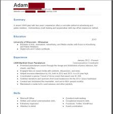 Phr Resume Out Of College Resume Free Resume Example And Writing Download