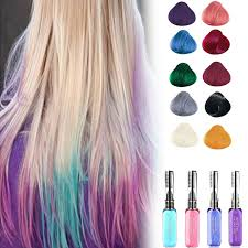 10 color hair color dye spray cosplay party temporary vibrant