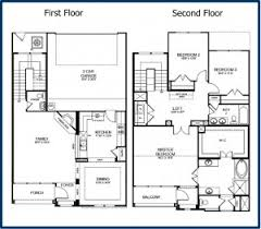 3 Bedroom Cabin Plans House Plan 2 Story 1 Bedroom Floor Plans House As Well 2 Story 3