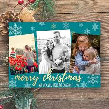 christmas photo card template family photo cards happy holiday