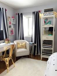 room makeover black white and chic all over teen room makeover with raymour