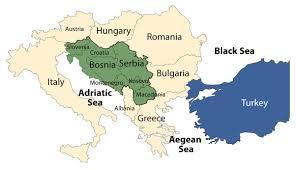Yugoslavia Map Speaking The Languages Of Former Yugoslavia One Hour Translation