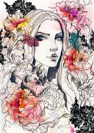 gallery beautiful nature drawing images drawing art gallery