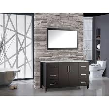 48 Single Sink Bathroom Vanity by Mtd Vanities Mtd 8116ce Monaco Espresso Single Basin Bathroom