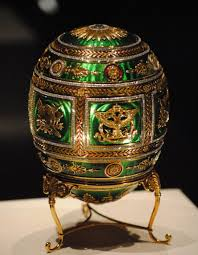 where to see the last imperial fabergé eggs around the world