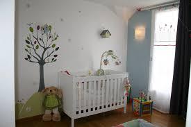 decoration chambre garcon idée décoration chambre bébé lui préparer un nid douillet