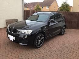 bmw x3 m sport black 2016 bmw x3 xdrive20d m sport auto lci 16 16 black sapphire m