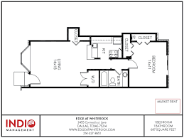 Square Bathroom Floor Plans The Edge At White Rock Residential Community Dallas Texas