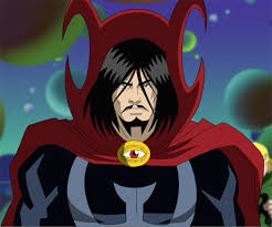doctor strange ultimate spider man animated series wiki fandom