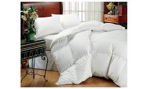 Down Alternative King Comforter Super King Size White Down Alternative Comforter 120