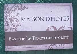 le temps des secrets chambre d hote bastide le temps des secrets chambre d hôtes 1 rue des vidares