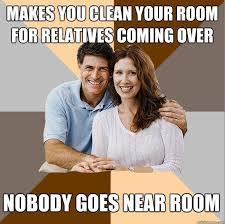 Memes About Parents - scumbag parents know your meme