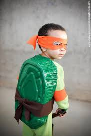 Michelangelo Ninja Turtle Halloween Costume Easy Teenage Mutant Ninja Turtle Costume Night Owl