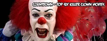 birthday clowns it tougher than you think i ll take that countdown top six killer clown dread central