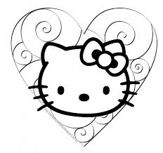 download coloring pages kitty color pages kitty