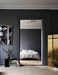 dark interior dark blue interior design idea nisartmacka com