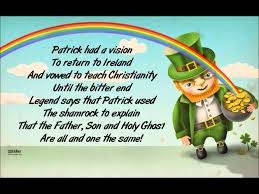 free st patrick u0027s day songs and rhymes for circle time