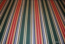 Striped Awning Classic Awning Stripe Famous Maker Acrylic Outdoor Fabric Green