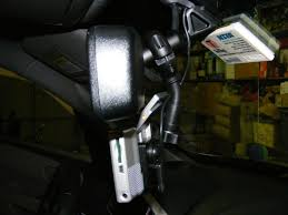 holder for garmin 1450lmt gps honda pilot honda pilot forums