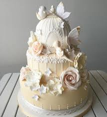 beautiful artisan wedding cakes from liggys cake company uk