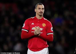 Zlatan Ibrahimovic Zlatan Ibrahimovic Ruled Out For Utd Vs Cska Moscow Daily