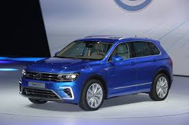 Volkswagen Gte Price Report Volkswagen Confirms Three Tiguan Variants