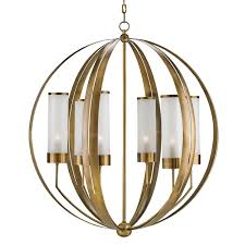 Orb Light Fixture by Currey And Company Agnes Orb Chandelier Candelabra Inc