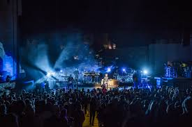 beck concert review at the ford amphitheatre beck lets his