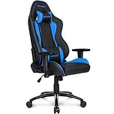 fauteuil de bureau noir ak racing nitro fauteuil de bureau noir bleu amazon fr cuisine