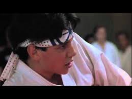 Barnes Karate Karate Kid 3 Mike Barnes Speech The Truth Youtube