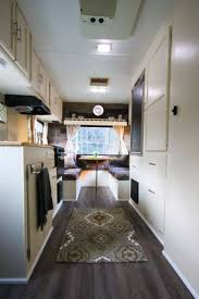 Camper Trailer Kitchen Ideas Awesome Rv Camper Interior Layout Ideas That Must You See Camper