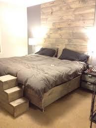 chambre a coucher idee deco idee deco chambre homme 3 notre chambre 224 coucher mur et lit en