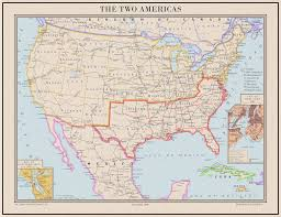 Map Of The States In The United States by Maps U0026 Graphics Alternate History Map Thread Sufficient Velocity