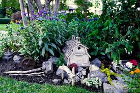 awesome design outdoor fairy garden astonishing decoration top 25