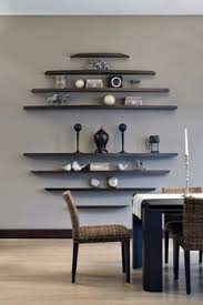 Wall Shelves Ideas by Corner Zig Zag Wall Shelf Furniture Design Home Decor