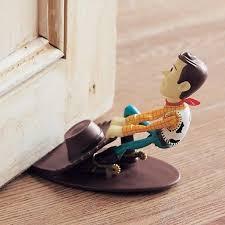 funny door stops 22 creative doorstop ideas with funny character home design and