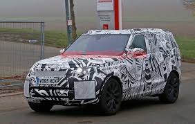 land rover discovery spy shots photo gallery autoblog