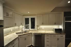 Hardwired Under Cabinet Lighting Kitchen by Led Lights For Kitchen Under Cabinet Lights Riccar Us