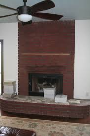 the fly house the fireplace