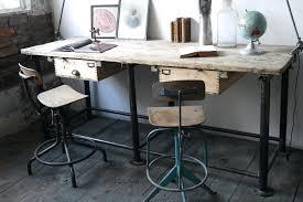 bureau metal et bois bureau bois et mactal bureau bois et metal nelemarien info