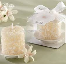candle party favors candle wedding favors favor wedding candles party supplies candle