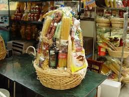 italian food gift baskets italian specialty baskets arthur avenue italian deli