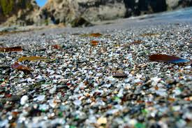 check out some amazing images of california u0027s glass beach