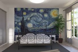 vincent van gogh starry night wall mural photo wallpaper vincent van gogh starry night wall mural photo wallpaper photowall