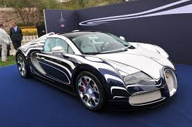 gold and white bugatti monterey 2011 bugatti veyron l u0027or blanc photo gallery autoblog