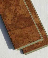 beveled edge cork flooring floating floor with uniclic lock system