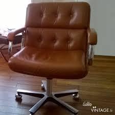 fauteuil bureau vintage fauteuil de bureau vintage camel hello vintage