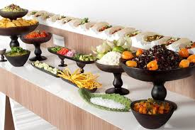 unique wedding food bar ideas for your buffet brit co