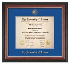 diploma frame size 7 best of kansas diploma frames images on