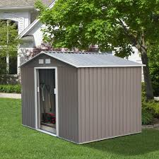 Storage Shed For Backyard by Outdoor Storage Shed Ebay
